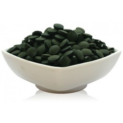 Spirulina Tablet (120), Packaging Size: Bottle