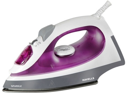 Havells Domestic Iron Steam Iron Sparkle Purple 1250 W