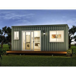 Container House at Rs 100000 /onwards | Container Homes | ID: 13092955988