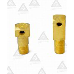 Brass Terminal Block Forged & Extruded