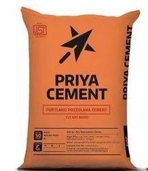 Priya Cement PPC Grade