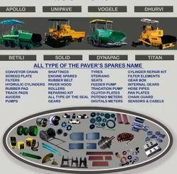 Paver Spare-Parts