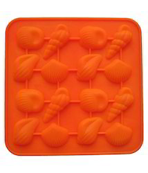 Silicone Chocalate Shell Shape Mould