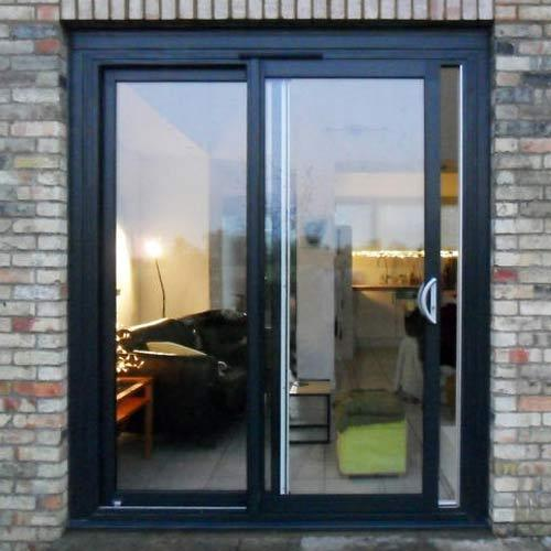 Aluminium Office Sliding Glass Doors At Rs 700 Foot