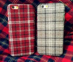 Plastic And Canvas Cotton Mobile Covers