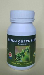 Green Coffee Beans Weightloss Pills