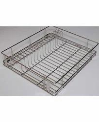 Designer Steel Basket