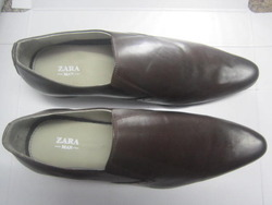 Formal Leather Shoe Brown