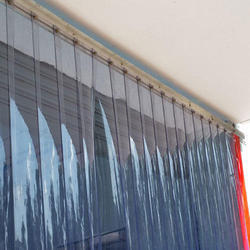 Large PVC Strip Curtain