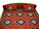 Sanganeri Double Bed Sheet with 2 Pillow Cover