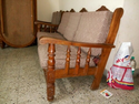 Second Hand Sofa Set
