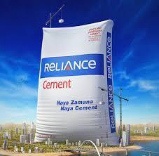 Reliance OPC 43 G Cement, 50 Kg