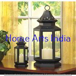 Iron HOME ARTS Antique Moroccan Lantern, Battery Type: Non-Rechargable