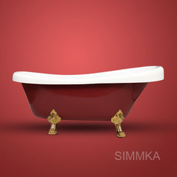 Hungarian Bathing Tub