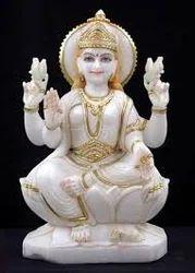 Marble Saraswati Idol