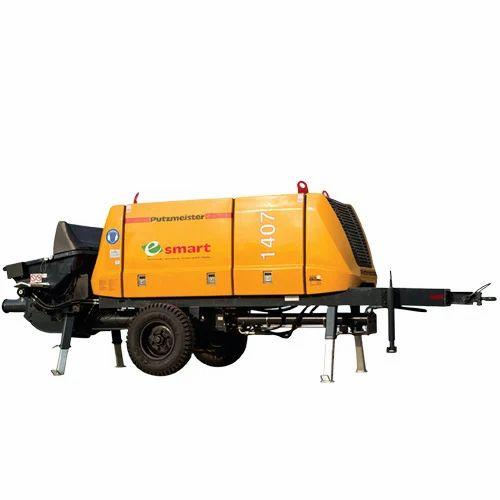 BSA E Smart Concrete Pump, For Concrete Pumping | ID: 13049132512