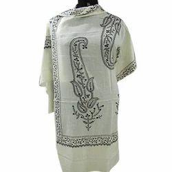 Paisley Merino Wool Scarves