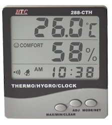 Hygrometer ( HTC - 288CTH )