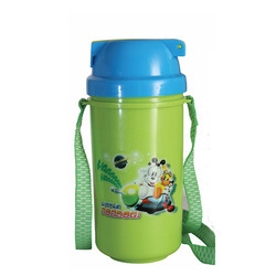 Twinkle Big Push Button Water Bottles