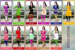 Kutch-Cotton Summer Collection Kurtis