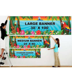 Customized Flex Banner