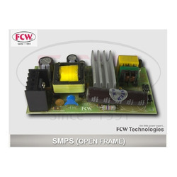 FCW Electric SMPS Open Circuit, For Industrial Automation