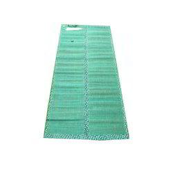Bamboo Green Floor Mat