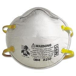 3M 8210 Safety Mask