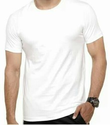 Cotton/Linen Mens T Shirt