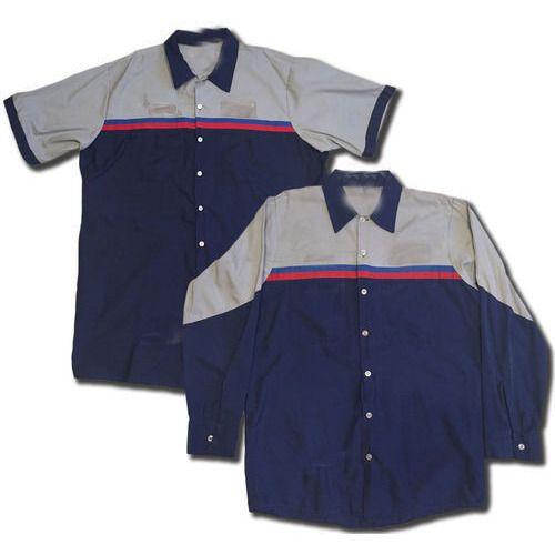 f247a6b4fc Cotton Meera Apparels Mechanic Uniform Shirt, Size: XXL, Rs 300 ...