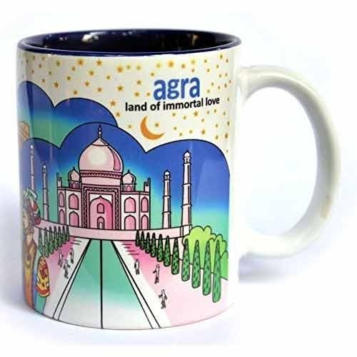 Agra Theme Coffee Mug