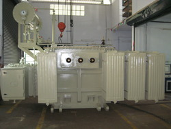 10MVA 3-Phase Dry Type Power Transformer