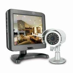 Analog Camera CCTV Security System