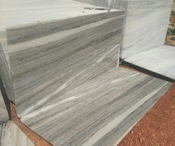 White Designer Marble,Thickness: 17 And 20 mm