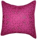 Applique Work Cushion Cover