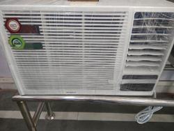 White Window Inverter Air Conditioner