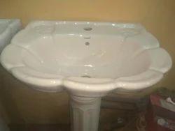 Ivory Washbasin
