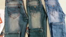 Denim Party Wear Stretch Jeans, Waist Size: 28, 30 & 32