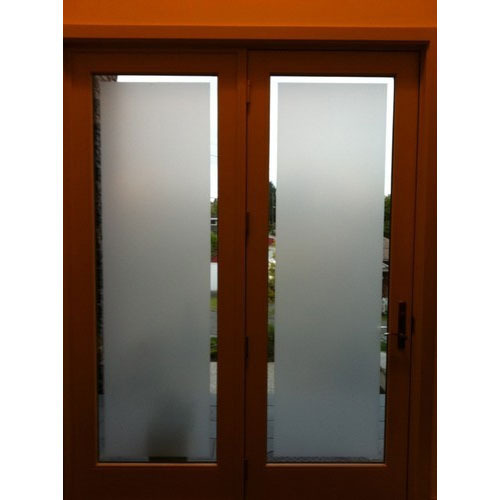 Glass Plywood Door At Rs 2500 Piece Ply Panel Doors Ply Wood