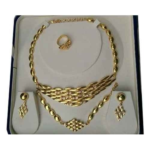 c9fe72462 Gold Plated Necklace at Rs 12000  piece