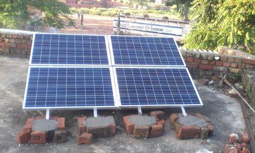 Solar Power Plant 400 Watt
