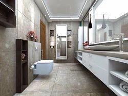 Washroom Interior Designs in India