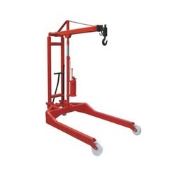 Hydraulic Floor Crane (U Type)