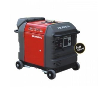 Honda Portable Inverter Generator & Honda Silent Portable Generator