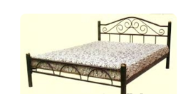 Wrought Iron Double Bed In Kolkata West Bengal Wrought
