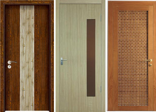 Flush Door Mica Design