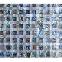 Multicolor Designer Mother Of Pearl Tile