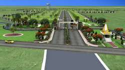 Commercial Land for Sale at Super Corridor, Opp. TCS.