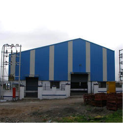 Steel Pre Engineered Buildings