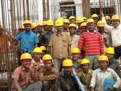Industrial Labour Contractor Service